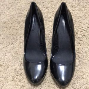 Black Zara Pumps